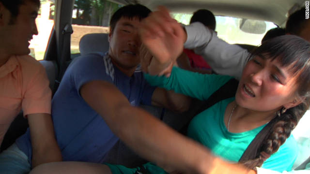 KYRGYZSTAN: Where forced marriage begins with bride kidnapping
