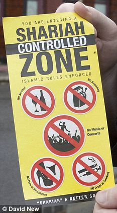 What are your opinions on having experimental sharia law zones in Britain (for college essay?