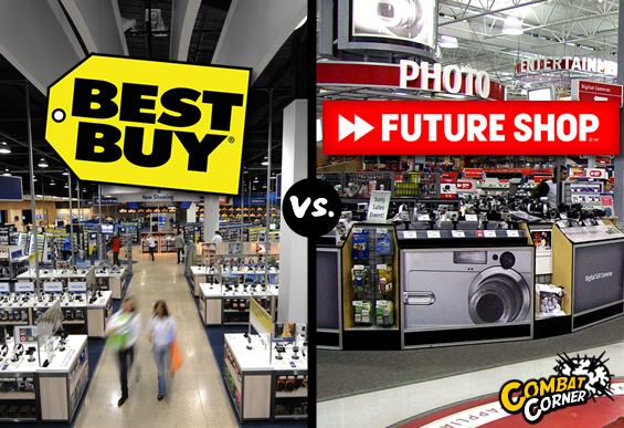 What does Canadian electronics retailer Future Shop have to do with the Best Buy-CAIR funding