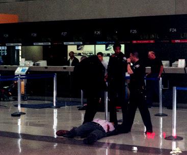 LAX Terrorist Mohamed Hadayet /  Paul Parkus ©