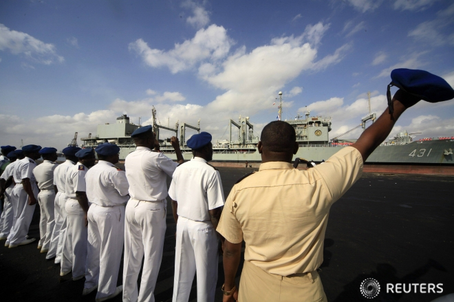 Iranian proxy Sudan greets cargo ship carrying weapons from Iran