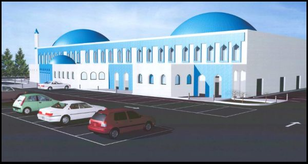 Proposed Omar Farooq Mosque