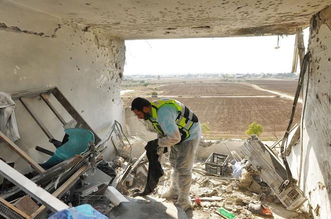 Gaza-Bomb