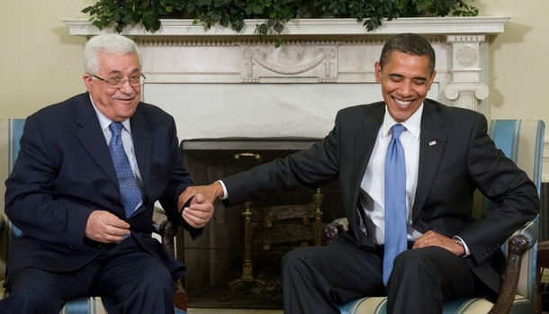 Obama and Abu Mazen-1