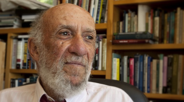 RICHARD FALK, SELF-HATING JUDENRAT