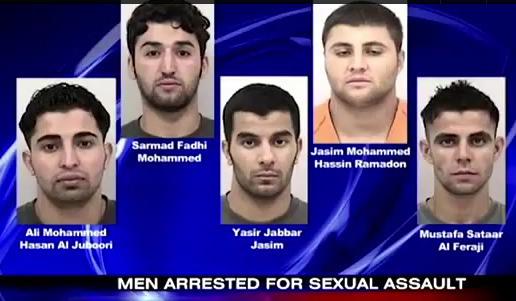 COLORADO MUSLIM SEX GANG