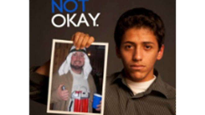 Ohio college group leads campaign against 'racially (Islam is NOT a race) insensitive' Halloween costumes