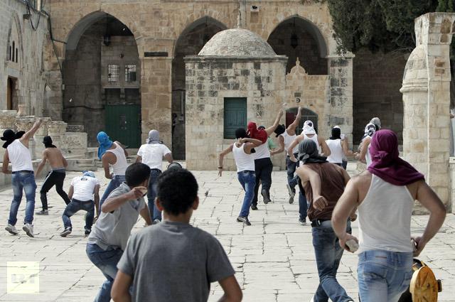 ISRAEL-PALESTINIAN-JERUSALEM-UNREST