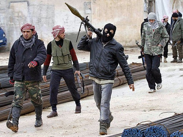 AMBASSADOR CHRISTOPHER STEVENS HELPED U.S. GUN RUNNING TO al-QAEDA REBELS IN SYRIA THRU TURKEY