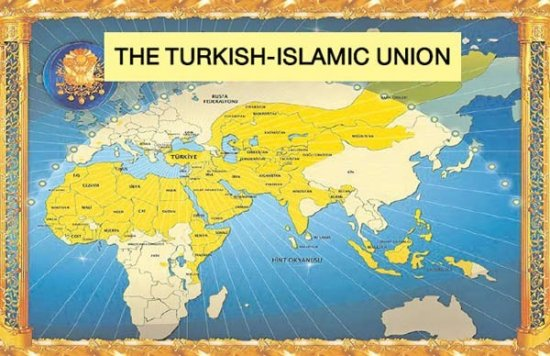 "For over 500 years, the Turkish Ottomans ruled the Middle East, and in the years to come, they will arise once again as a regional superpower. The Islamic World is incapable of uniting voluntarily. It is, however, capable of being dominated by a Muslim power. Throughout history, Turkey has been the Muslim power most often able to create an empire out of the Islamic world. Turkish Prime Minister Erdogan has led the rapid Islamization of Turkey. This is the same Erdogan who actually spent time in jail for the writing the following overtly radical poem: ""The Mosques are our barracks, the domes our helmets, the minarets our bayonets, the believers our soldiers. This holy army guards my religion. Almighty our journey is our destiny, the end is martyrdom."""