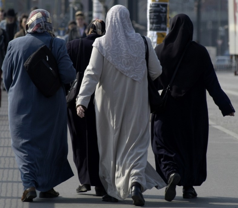 Generous German Welfare system supports Muslim polygamous marriages