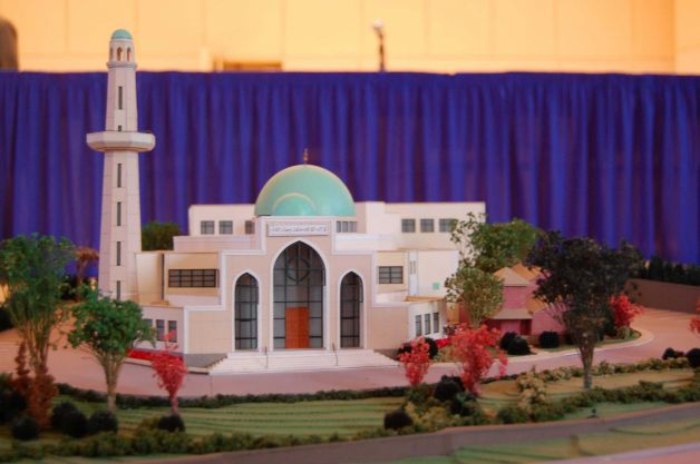 ISLAMIIC SUPREMACISM IN THE FORM OF A MEGA MOSQUE FOR NORWALK