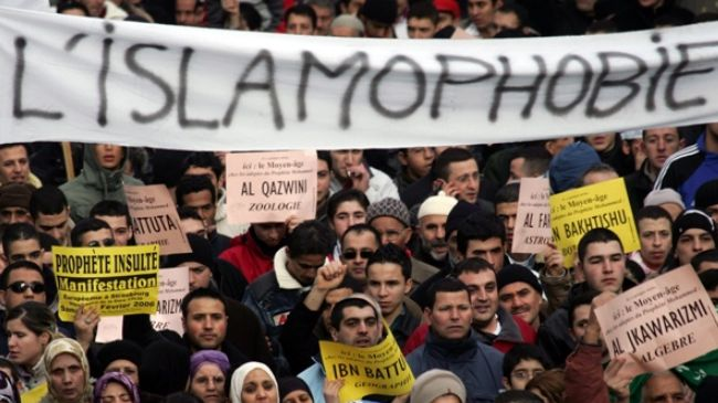 "Muslim protests against what they call ""Islamophobia"" are falling on deaf ears"