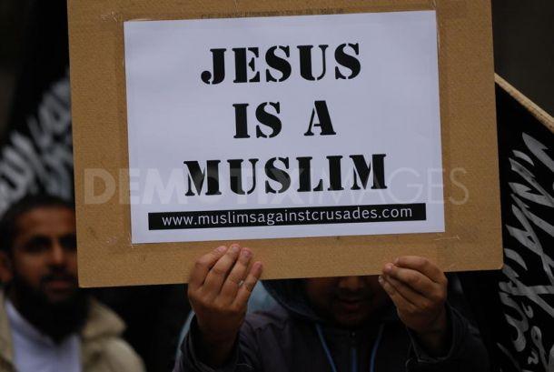 Jesus is a Muslim