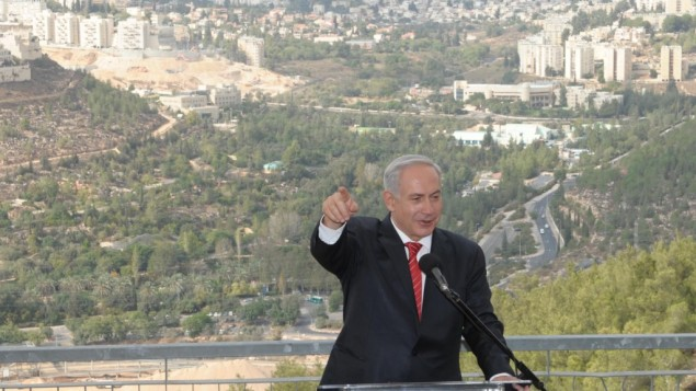 Snubbing critics, PM Netanyahu vows to continue building Israel's 'undivided capital' - Jerusalem