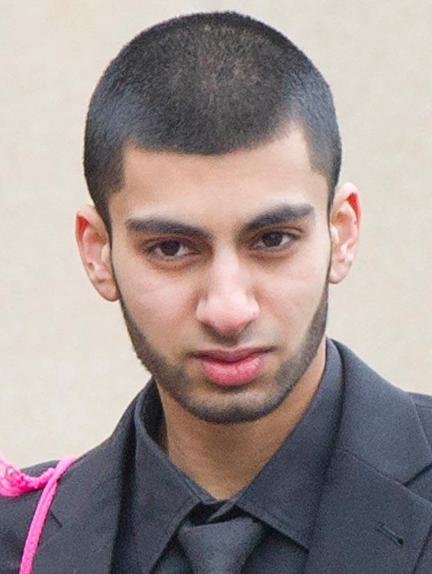 Adil Rashid, Paedophile