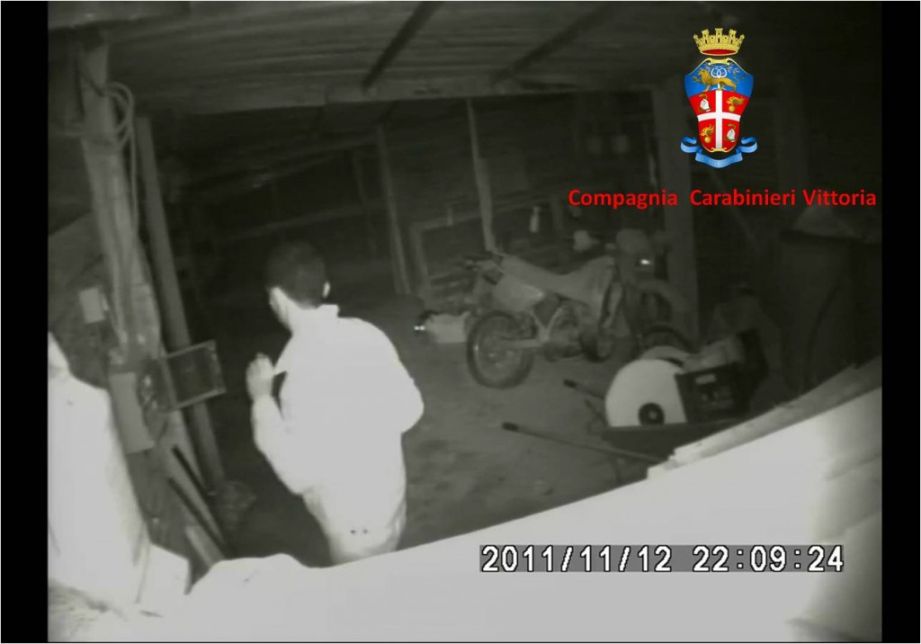 Surveillance camera images