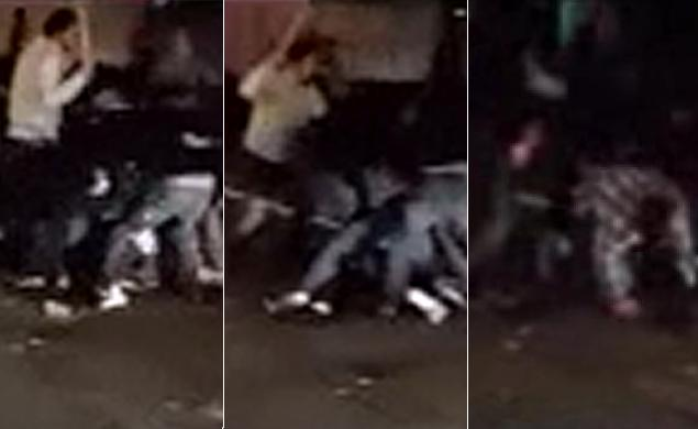 Clips from the video