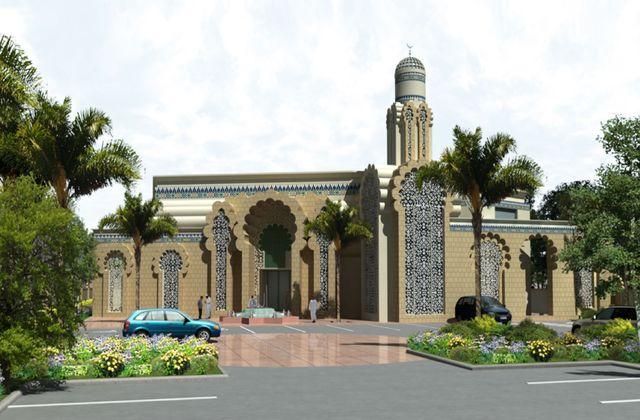 Proposed Lomita Mosque