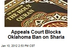 appeals-court-blocks-oklahoma-ban-on-sharia
