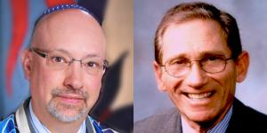 Rabbi White & Rabbi Davidson