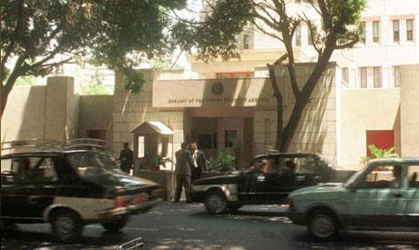 U.S. EMBASSY , CAIRO
