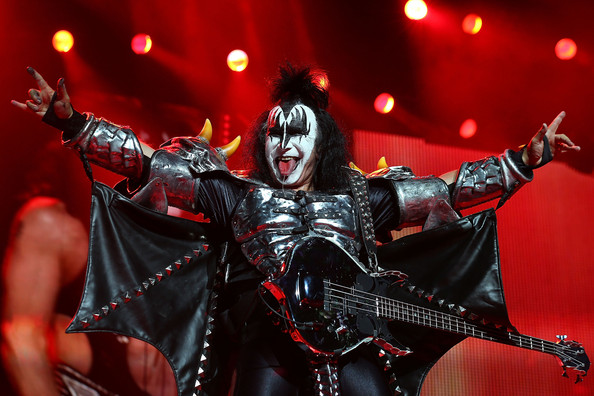Gene Simmons Says Rock Is Ded