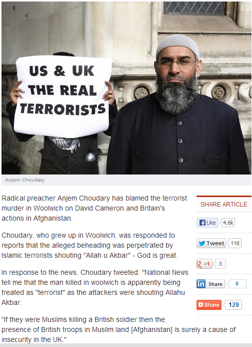 anjem-choudary-says-murder-of-soldier-uks-fault-24.5.2013