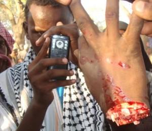 sharia hånd