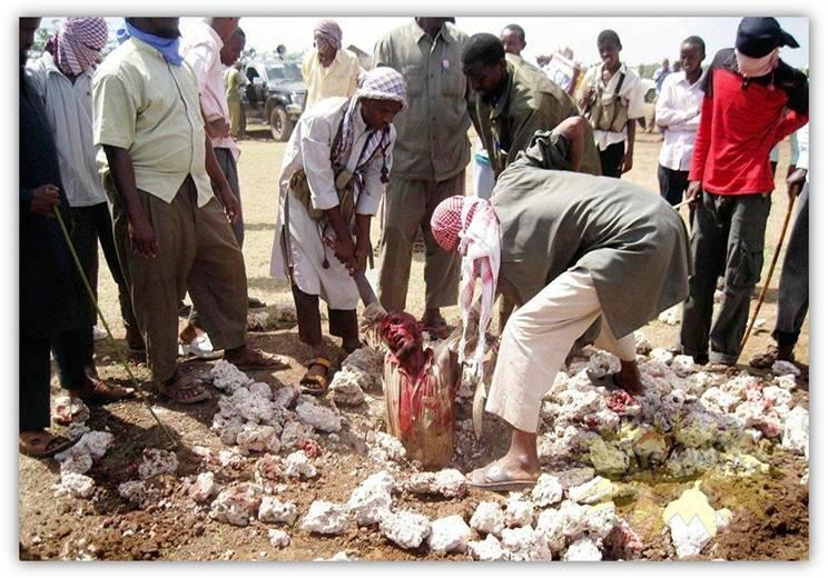 Sharia punishment