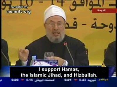 Sheikh Yusuf al-Qaradawi (2)