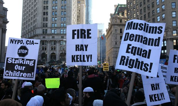 Anti-NYPD-protesters-gather-at-Foley-Square