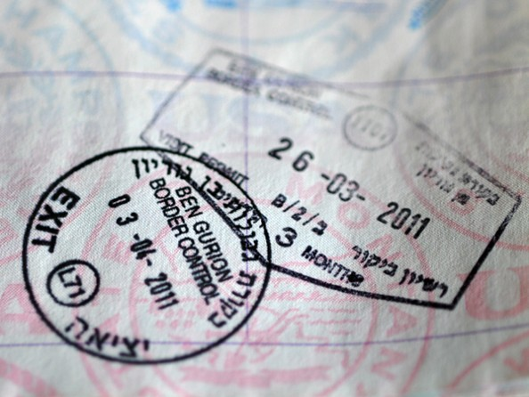 israeli-passport-stamps