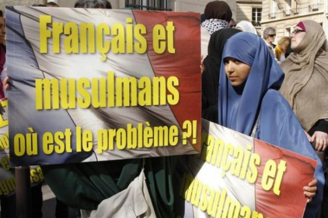 French and Muslims, what is the problem?