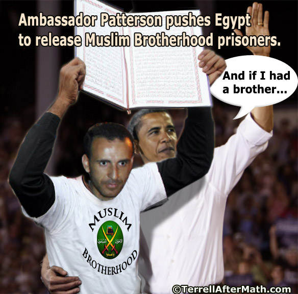 Obama-Brother-Muslim-Brotherhood-Ambassador-Patterson-Egypt-SC