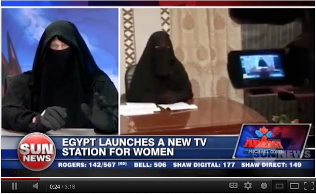 LOOKS LIKE THIS NEW TV STATION EGYPT  IS OUT OF BUSINESS