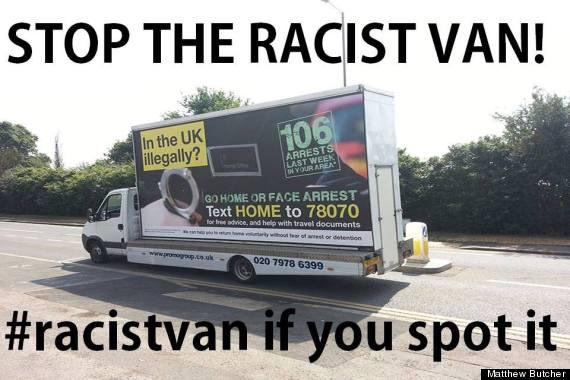 o-RACIST-VAN-570