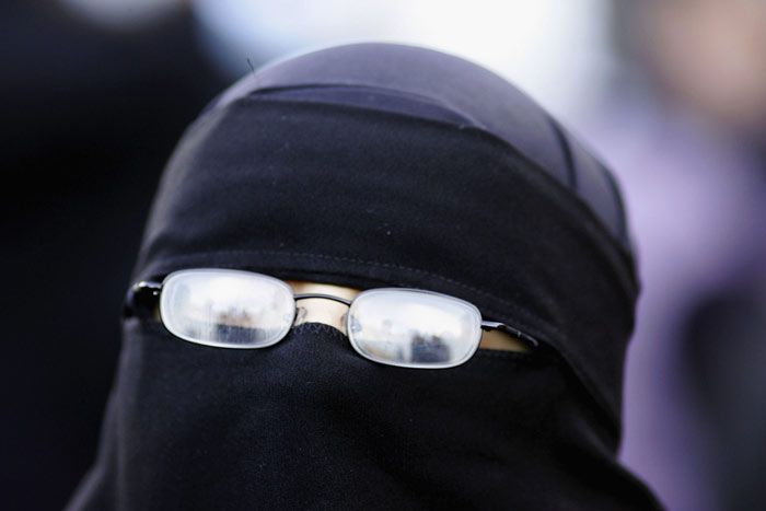 0115-france-veil  France may ban the burqa in public places