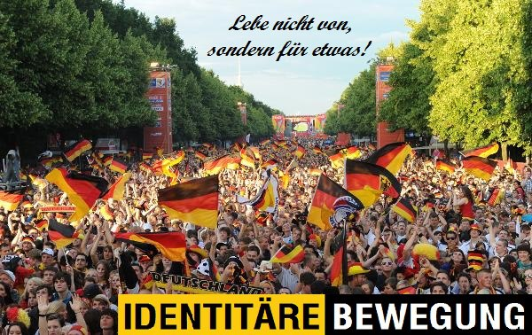 Following the example of France's Generation Identitaire, German youth have formed their own anti-Islamization group