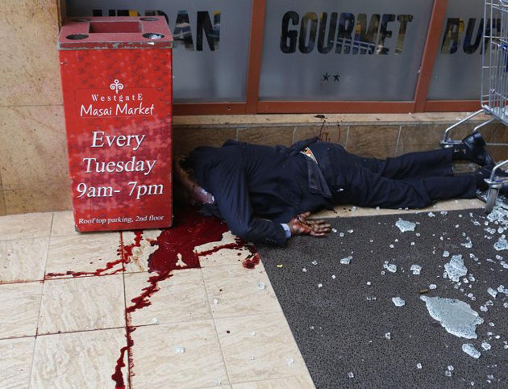 Mall Nairobi masacre