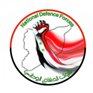 National_Defence_Force_Syria_Logo