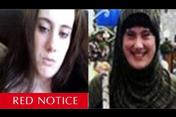 Samantha Lewthwaite  White Widow  Kenya  Nairobi  Interpol  Matt