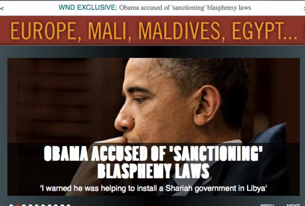 obama-accused-of-sanctioning-blasphemy-laws