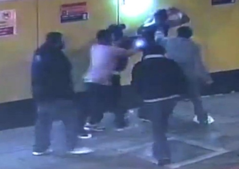Image result for Veteran Beats Down 8 Muslims After They Attack His Wife – One Put in the Hospital