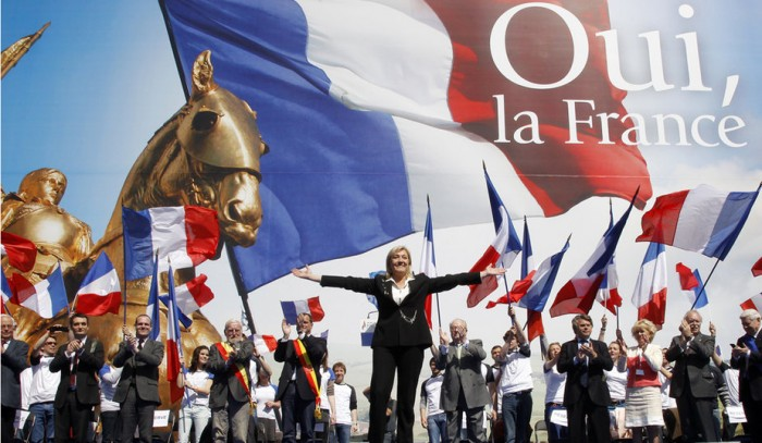 Oh, LA LA AGAIN! France's patriotic Front National party wins big in local by-election