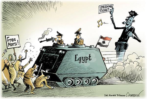 الفائده الوحيده من فتره حكم السيسي أنها كشفت الحقيقه التي كان يتهرب منها المصريين