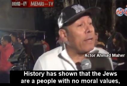 Jew-no-moral-values-6Khaybar antisemitic film celebrating genocide of jews at Ramadan-Amnesty International & Human Rights Watch refuse  to condemn muslim antisemitisma