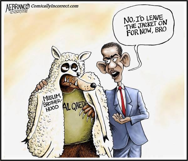 Muslim-Brotherhood-President-Mohamed-Morsi-and-Obama