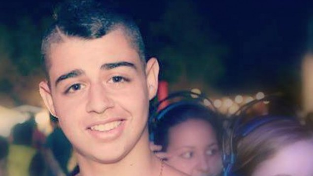 Eden Atias, 19, the soldier who was stabbed to death
