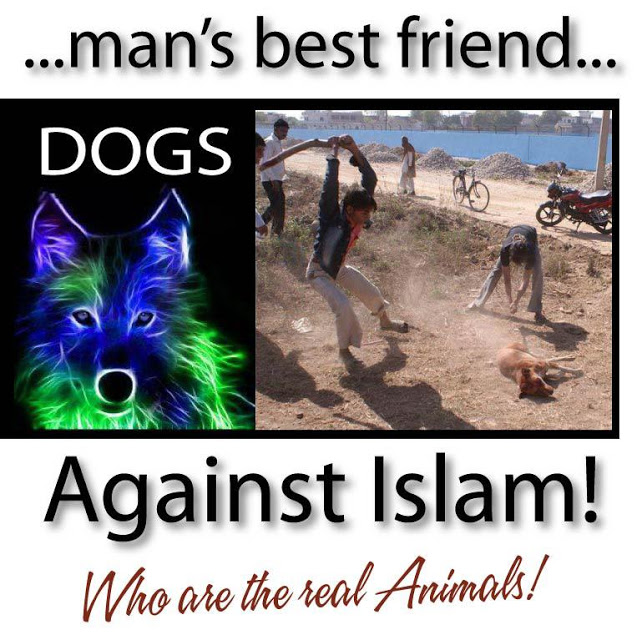 dogs against islam